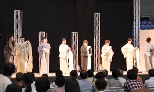 地域イベントへの出演(大人の文化祭など)